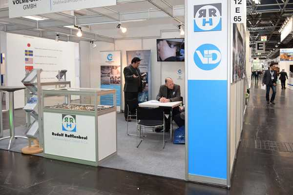 Visit us at the fair Wire 2020 in Düsseldorf, hall 12 stall A52